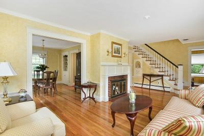 Milton Single Family Home For Sale: 1073 Brook Rd
