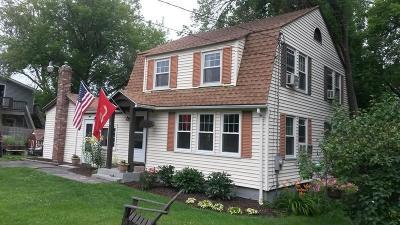 Ashland Single Family Home Under Agreement: 8 Nash Ave