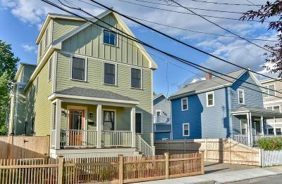 Somerville Single Family Home Contingent: 8 Clyde St