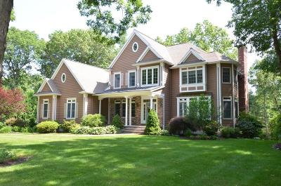 Franklin Single Family Home For Sale: 6 High Ridge Circle