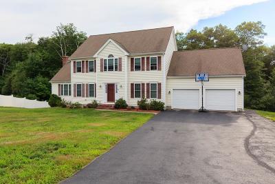East Bridgewater Single Family Home For Sale: 140 Northridge Dr