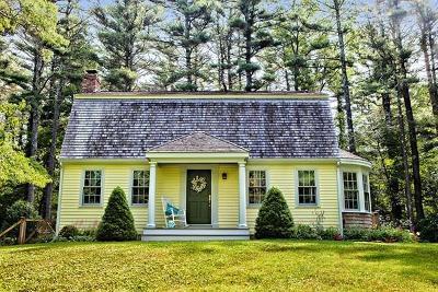 Duxbury Single Family Home For Sale: 825 Temple St
