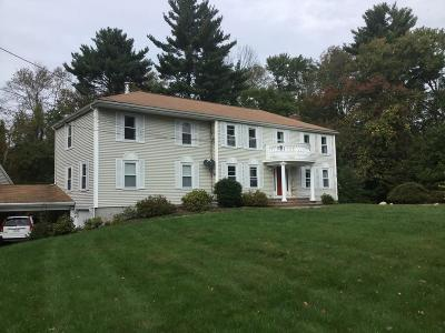 Milford Single Family Home For Sale: 25 Whitewood Rd