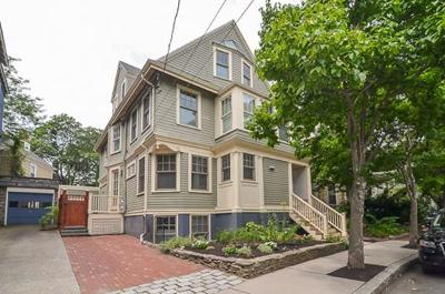 Cambridge, Somerville Condo/Townhouse For Sale: 33 Gorham St #33