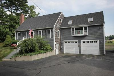 Middleboro Single Family Home For Sale: 911 Plymouth Street