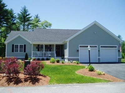 Berkley Single Family Home For Sale: Lot 0 Ridge St