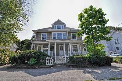 Rockland Multi Family Home Under Agreement: 100 Pacific St