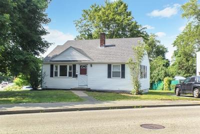 Brockton Single Family Home Price Changed: 421 E Ashland St