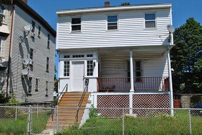 Boston Single Family Home Under Agreement: 98 Millet St