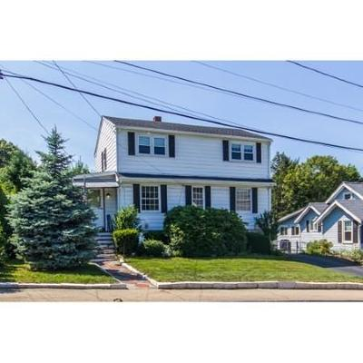 Single Family Home For Sale: 110 Squantum Street