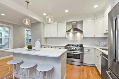Somerville Condo/Townhouse For Sale: 75 Boston Ave #2