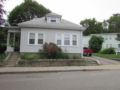 Mansfield Single Family Home Under Agreement: 8 Angell Street