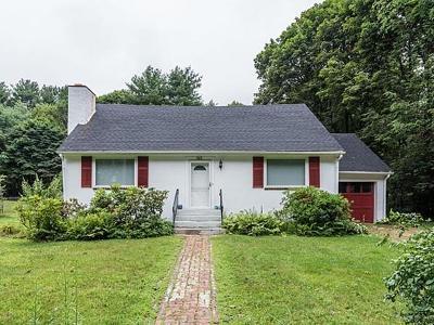 Ashland Single Family Home For Sale: 383 Eliot St