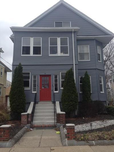 Medford Rental For Rent: 61 Marion St #2