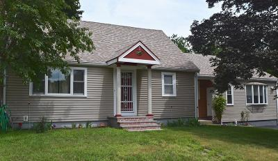 Weymouth Single Family Home For Sale: 1 Albert Road