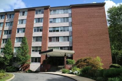 Brookline Condo/Townhouse Under Agreement: 22 Chestnut Place #306