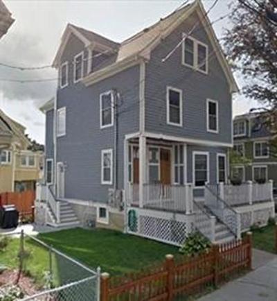 Somerville Rental For Rent: 166 Morrison Ave #2