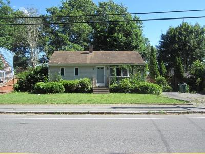 Holbrook, Abington, Rockland, Whitman Single Family Home For Sale: 91 Green St