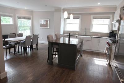 Brookline Rental For Rent: 127 Mason Ter #1