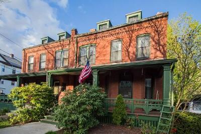 Brookline Rental For Rent: 158 Cypress #1