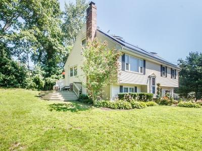 Woburn Single Family Home Under Agreement: 55 Sylvanus Wood Ln