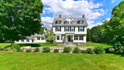 Southborough Single Family Home For Sale: 1 & 7 Sears Rd