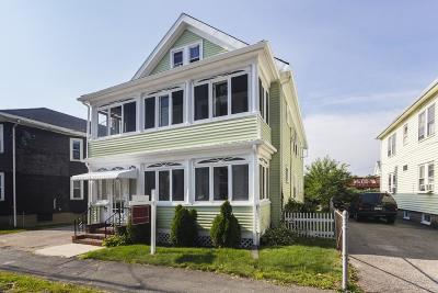Watertown MA Single Family Home For Sale: $589,000