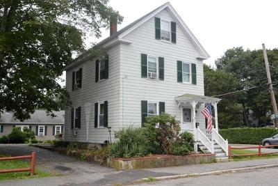 Woburn Single Family Home Contingent: 34 N Warren St