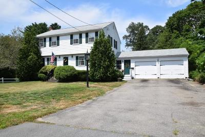 Randolph Single Family Home For Sale: 15 Wales Ave