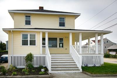 Hull Single Family Home For Sale: 98 Revere St. Oceanside