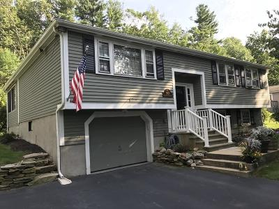 Southborough Single Family Home For Sale: 10 Mount Vickery Rd