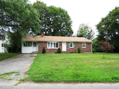 Framingham Single Family Home Under Agreement: 36 Gleason St