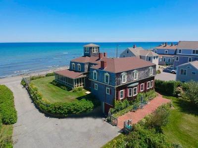 Marshfield Single Family Home For Sale: 185 Ocean St