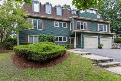 Billerica, Burlington Single Family Home For Sale: 1 Lee Ave