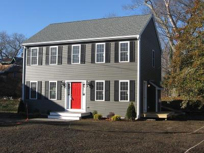 Cohasset Condo/Townhouse For Sale: 350 North Main Street #1