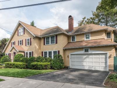 Belmont Single Family Home Under Agreement: 76 Claflin