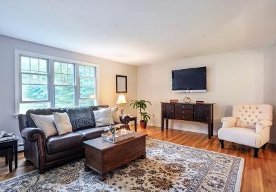 Duxbury Single Family Home Contingent: 14 South River Lane East
