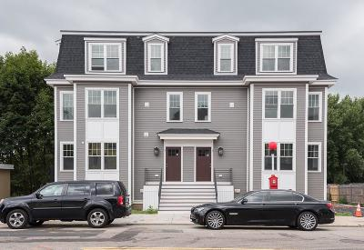 MA-Suffolk County Condo/Townhouse For Sale: 364 Neponset Ave #3