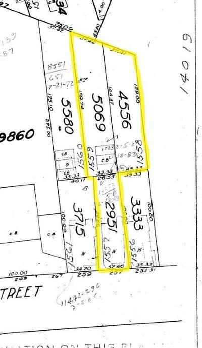 MA-Suffolk County Residential Lots & Land For Sale: 257 Washington