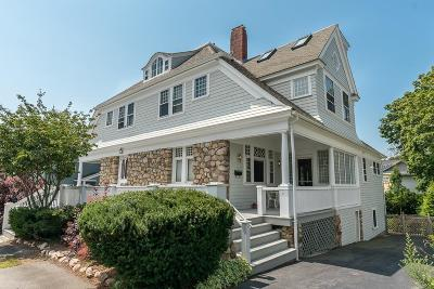 Gloucester Single Family Home For Sale: 51 Lexington Ave