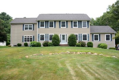 Middleboro Single Family Home For Sale: 96 Highland St