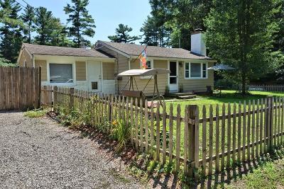Halifax Single Family Home Under Agreement: 1 Spruce Street