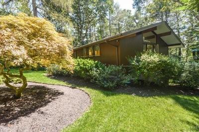 Single Family Home For Sale: 58 Gansett Road