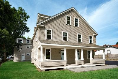 Scituate Single Family Home Under Agreement: 93 First Parish Road #1