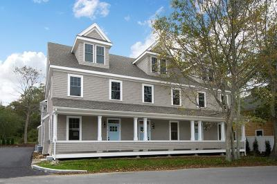 Scituate Single Family Home Under Agreement: 93 First Parish Road #2