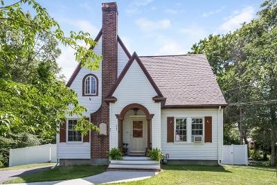 Attleboro Single Family Home For Sale: 71 Dexter St