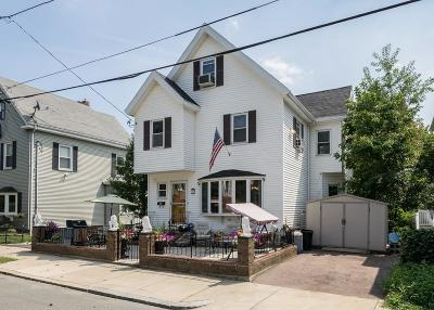 Malden Single Family Home For Sale: 17 Seaview Ave