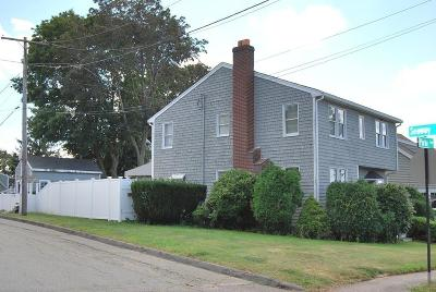 Quincy Single Family Home For Sale: 37 Parke Ave