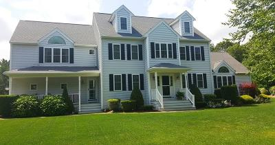 Plymouth Single Family Home Extended: 54 Kingfisher Lane