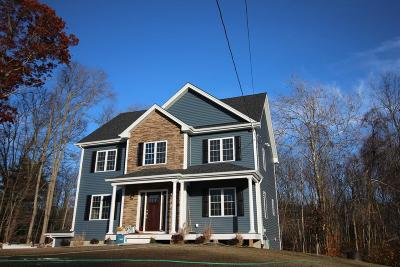 Raynham Single Family Home For Sale: Lot 2 Pleasant Street
